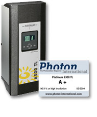 Diehl Controls Platinum 3801TL 3.33kW Power Inverter Image