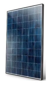 Seraphim SRP-250-6PB Black Framed 250 Watt Solar Panel Module Image