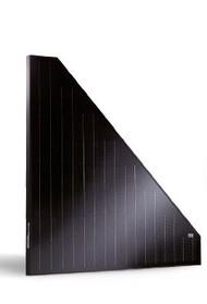 Trienergia COE-100MB Triangular All Black 100 Watt Solar Panel Module