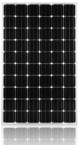 Ulica Solar UL-255M-60 255 Watt Solar Panel Module Image