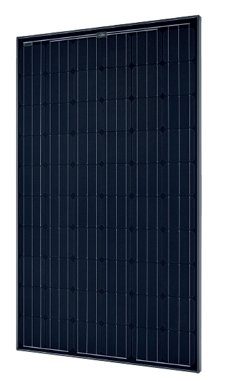 solarworld sw 250 m ab 250 watt solar panel module. Black Bedroom Furniture Sets. Home Design Ideas