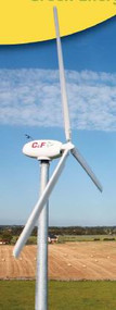 C&F Green Energy 11i 11kW Wind Turbine
