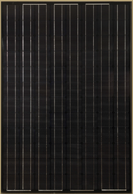 8.33 8.250MSGB Gallium 250 Watt Solar Panel Module
