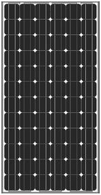 Amerisolar AS-5M 190 Watt Solar Panel Module
