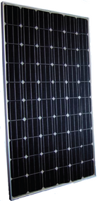 Alfasolar Pyramid 60M 250 Watt Solar Panel Module