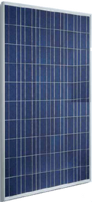 Alfasolar Pyramid 60P 255 Watt Solar Panel Module