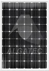 Algatec Solar ASM Mono 7-6-54 225 Watt Solar Panel Module