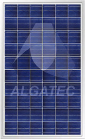 Algatec Solar ASM Poly CS 6-6 250 Watt Solar Panel Module
