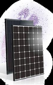 Auo BenQ GreenTriplex PM048M00 220 Watt Solar Panel Module