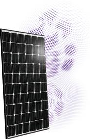 Auo BenQ Aer PM060M01 285 Watt Solar Panel Module