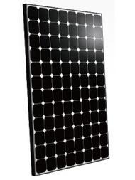 Auo BenQ Sunforte PM096B00 320 Watt Solar Panel Module