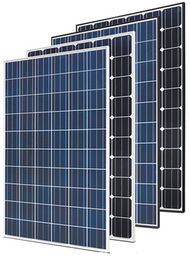 Hyundai HiS-M250RG 250 Watt Solar Panel Module