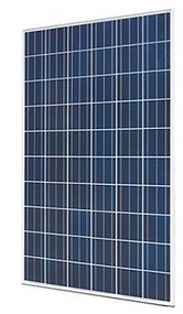 Hyundai HiS-M255RG 255 Watt Solar Panel Module
