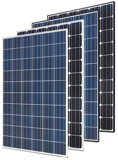 Hyundai HiS-M260RG 260 Watt Solar Panel Module