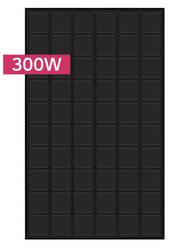 LG NeON 2 Black LG300N1K-G4 300 Watt Solar Panel Module