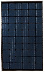 Luxor Eco Line Full Black M60 LX 250 Watt Solar Panel Module