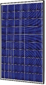 Motech IM60D3 255 Watt Solar Panel Module