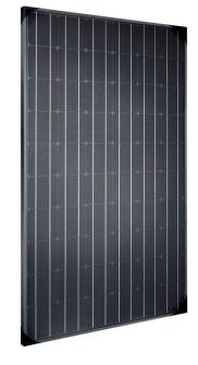 Solon Black 230/02 PLUS 260 Watt Solar Panel Module