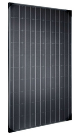 Solon Black 230/07 PLUS 260 Watt Solar Panel Module