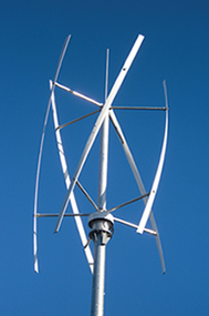 SEaB Energy WindBuster 5kW Wind Turbine