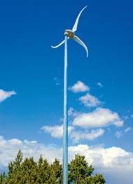 Southwest Windpower Skystream 3.7 2.1kW Wind Turbine