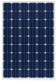 Seraphim SRP-250-6MC Series Black 250 Watt Solar Panel Module