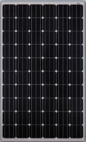 JA Solar JAM6-R-BK-60-270 270 Watt Solar Panel Module