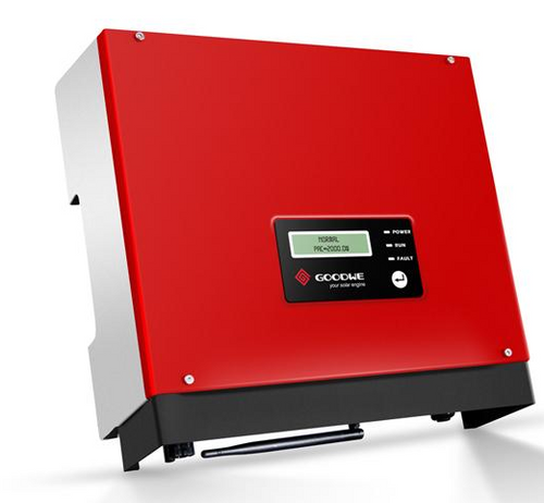 GoodWe GW3000-NS 3000W Single Phase Inverter (RS485) with DC Switch