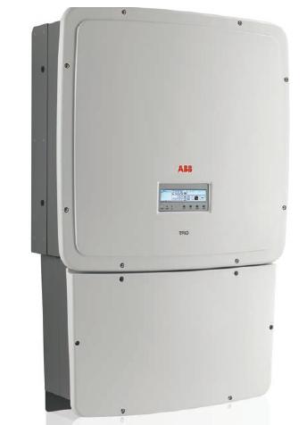 ABB TRIO-27.6-TL-OUTD-S2X 27600W Three Phase Inverter
