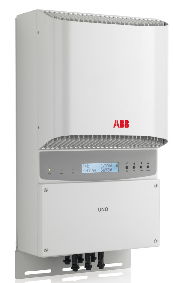 ABB PVI-3.0-TL-OUTD-S 3kW 2MPPT Single Phase Inverter