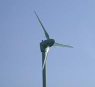 Wind Energy Solutions WES5 TULIPO 2.5 KW Wind Turbine