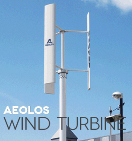 Aeolos Aeolos-V 1000w 1000W Off Grid Wind Turbine