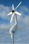 Eclectic Energy DuoGen-3 Extra Long Tower Wind Turbine