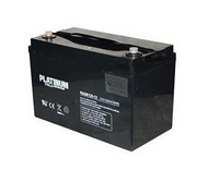 Leadging Edge Platinum AGM 120Ah 12V Deep Cycle Battery