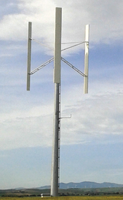 Ropatec SA70proS 15kW Wind Turbine