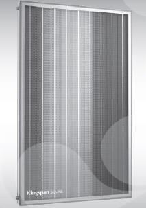 Kingspan Solar 1808 Solar Water Heating Panels