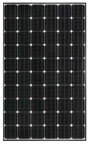 Anji AJP-S660-260 260 Watt Solar Panel Module
