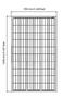 Astronergy CHSM6610P-245 245 Watt Solar Panel Module