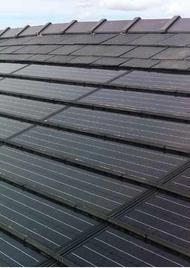 Solarcentury C21E 50 Watt Slate Roof Solar Tile