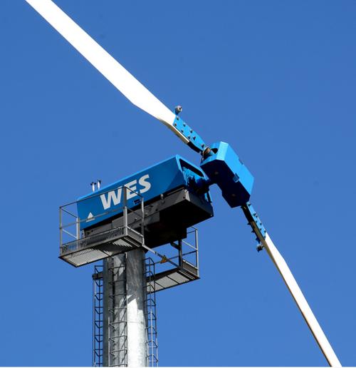 Wind Energy Solution WES80 80kW Wind Turbine