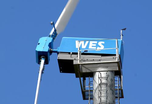 Wind Energy Solution WES100 100kW Wind Turbine