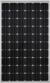 Gintech Energy GIN-M6-60-BK-260 260 Watt Solar Panel Module