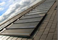 Viridian Solar CV30 Solar Water Heating Panels