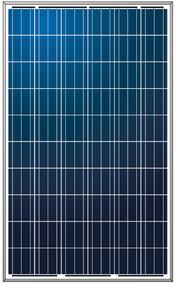 Hareon Solar 3BB HR-260P-18/Bb 260 Watt Solar Panel Module