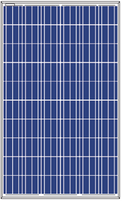 Boviet BVM6610P-250 250 Watt Solar Panel Module