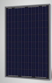 Sunrise SR-P660250-B 250 Watt Solar Panel Module