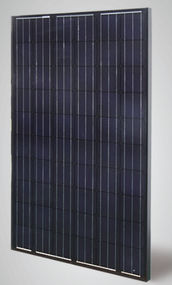 Sunrise SR-M660255-B 255 Watt Solar Panel Module