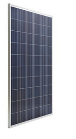 Heckert NeMo-4BB Poly 270 Watt Solar Panel Module