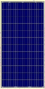 Amerisolar AS-6P30-275W 275 Watt Solar Panel Module