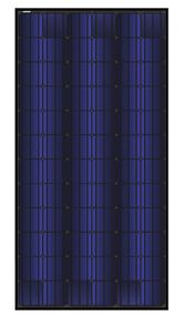 Boviet BVM6612M-300 Watt Solar Panel Module